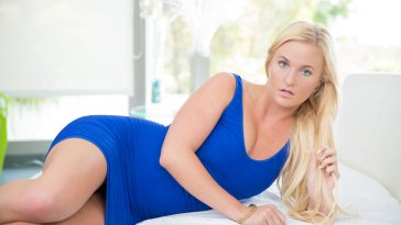 Blacked Curvy blonde Payton Simmons vs bbc with Prince Yahshua 4