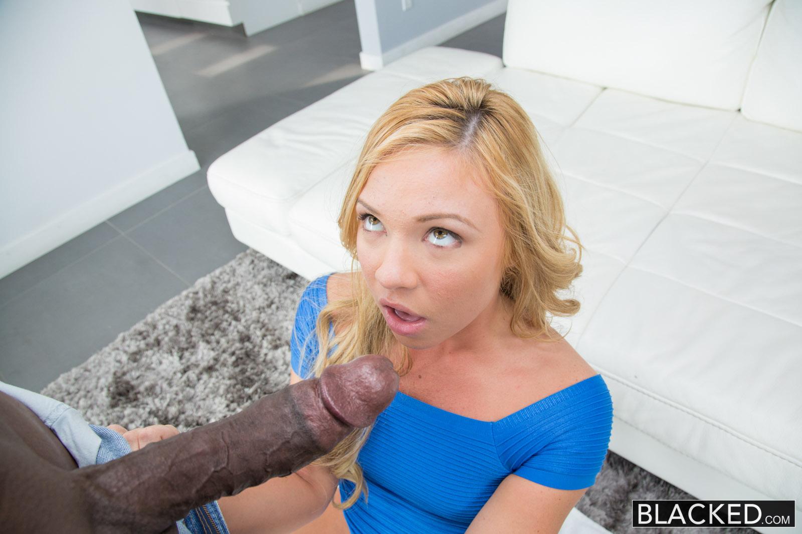 Blacked Hot Blonde Teen Katerina Kay Takes Huge Black Cock -7612