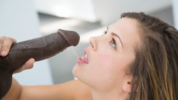 Blacked Keisha Grey First Big Black Cock! with Jason Brown 8