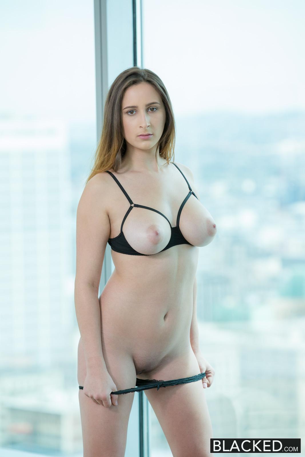 Brunette Big Tits Masturbation