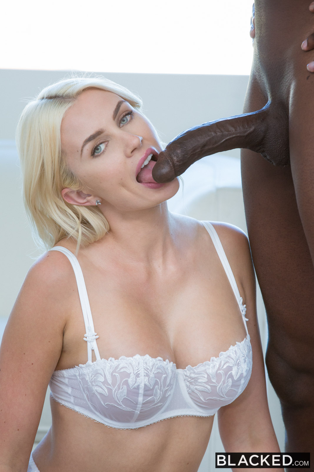 Trophy wife and black tosser with erection problems 2