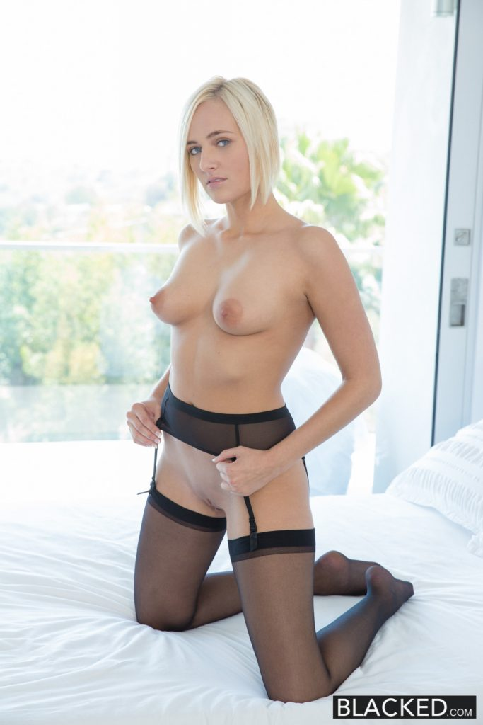 Kate england does threesome with two monster black cocks - 3 part 2