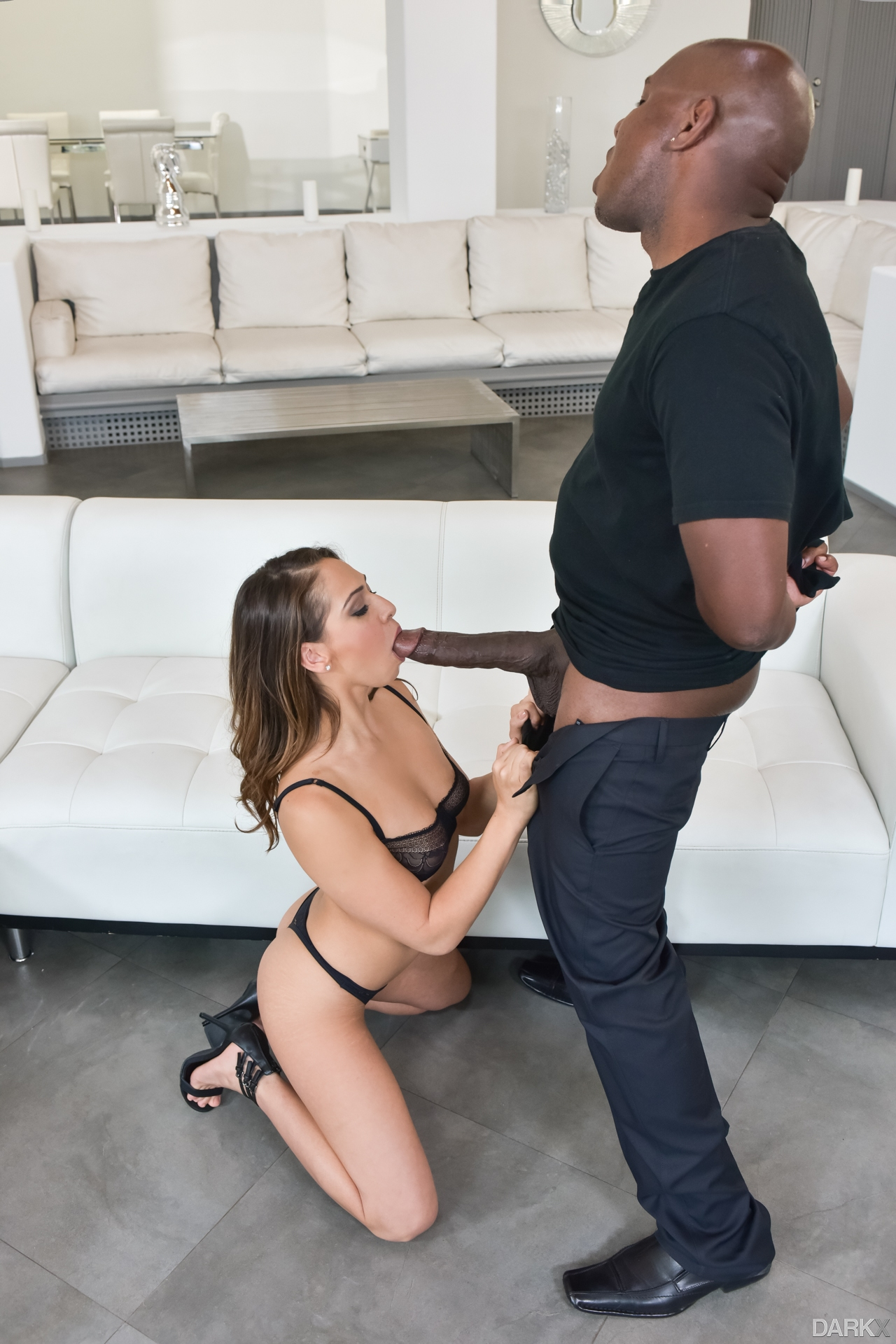 Mature First Black Cock