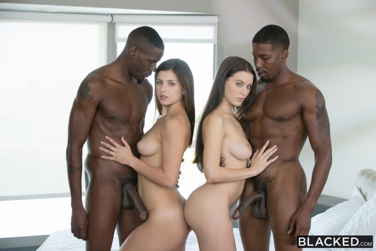 Leah Luv Anal Threesome