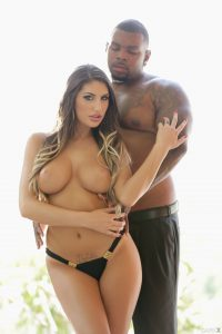 Dark X August Ames in WHAT THE BOSS'S WIFE NEEDS IS BBC with Rico Strong 23
