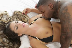 Dark X August Ames in WHAT THE BOSS'S WIFE NEEDS IS BBC with Rico Strong 25