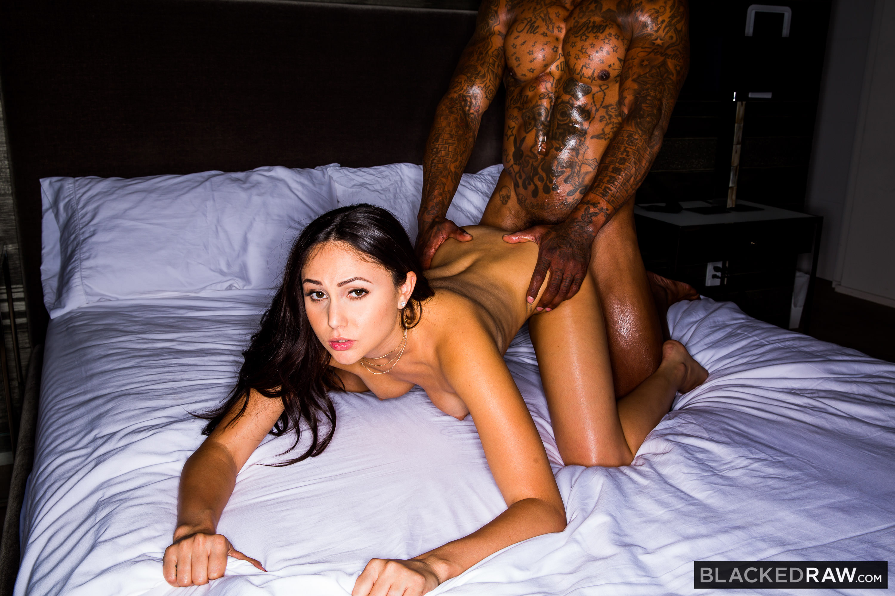 Blackedraw abigail mac takes on biggest bbc in the world - 3 part 1