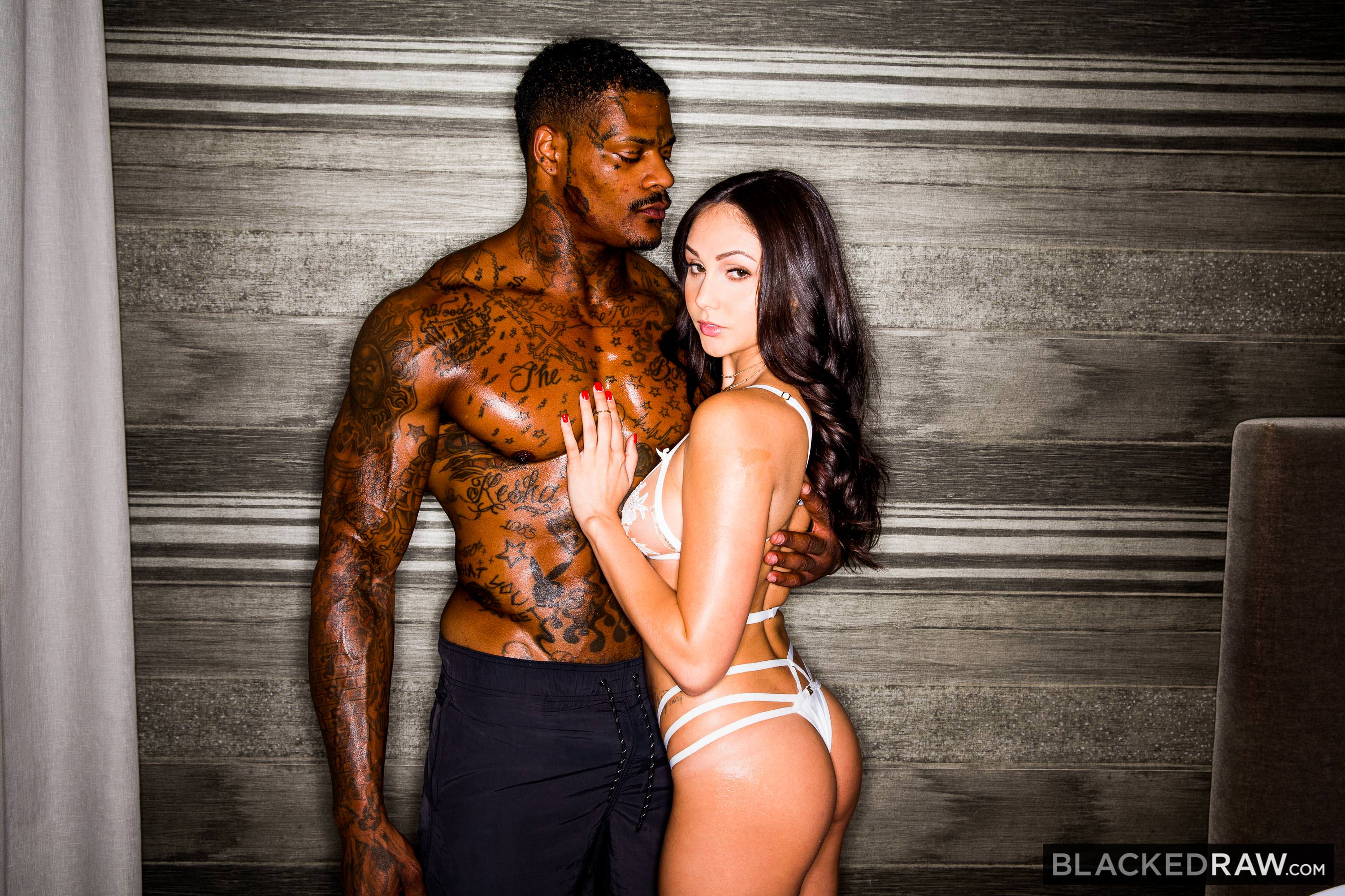 Blackedraw abigail mac takes on biggest bbc in the world - 2 6