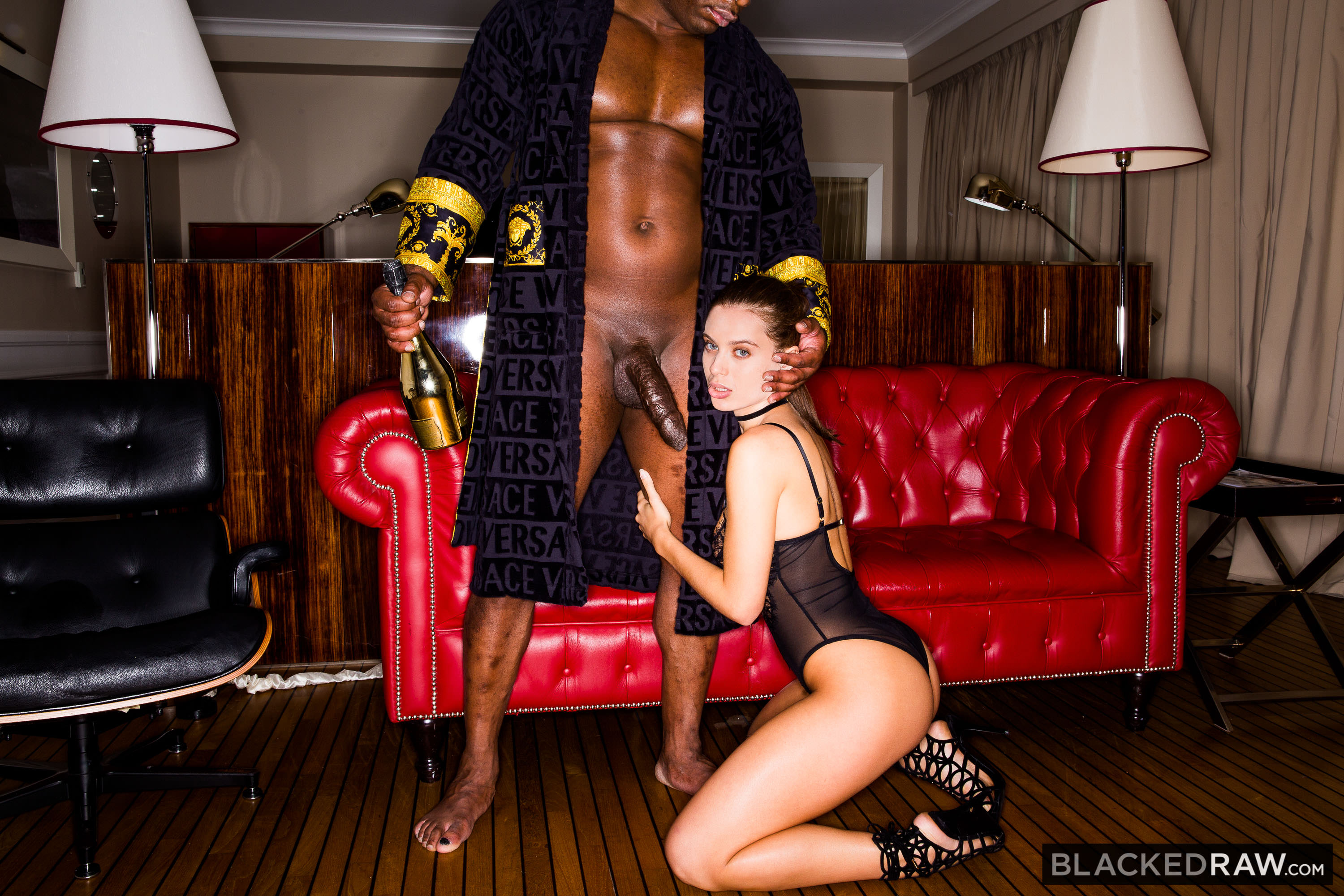 Blackedraw girlfriend takes her open relationship too far wi - 2 part 4