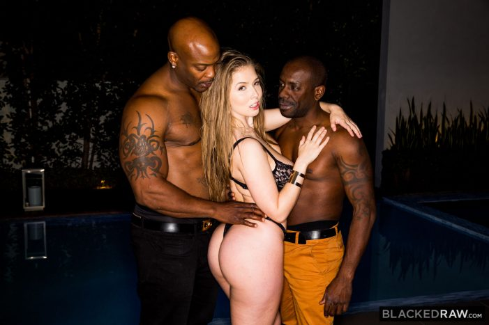 Blacked personal assistant shawna lenee loves black men - 3 part 6
